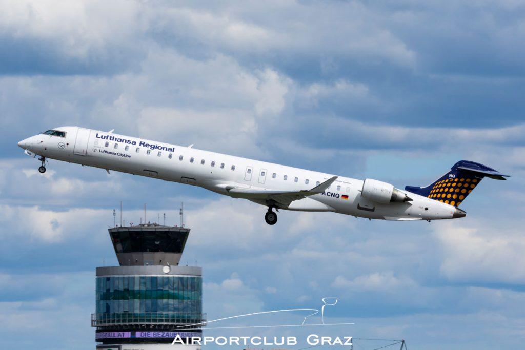 Lufthansa Cityline CRJ-900 D-ACNQ