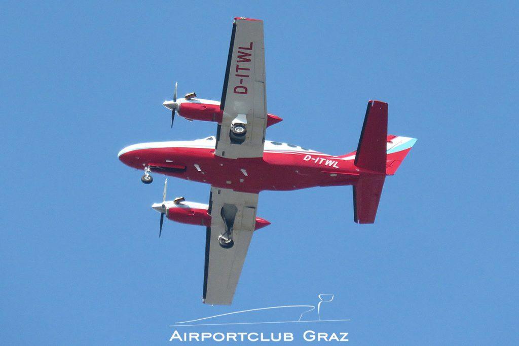 Cessna 425 Conquest I D-ITWL