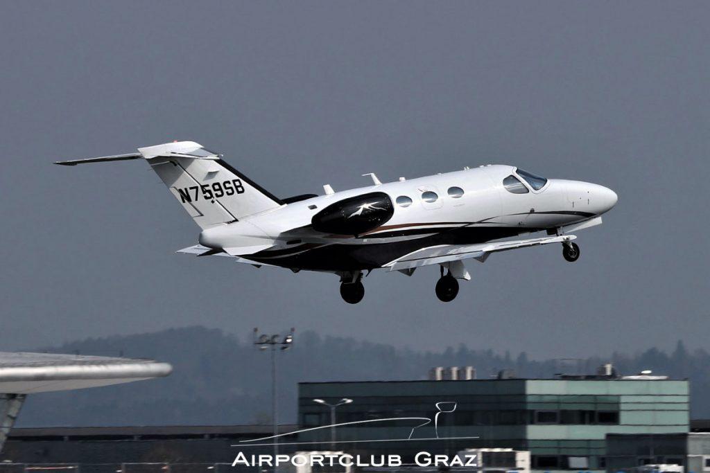 High Sierra Cessna 510 Citation Mustang N759SB