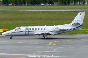 Aerowest Flugcharter Cessna 560 Citation Encore D-ACWR