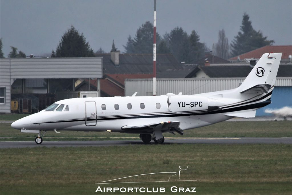 Prince Aviation Cessna 560XL Citation Excel YU-SPC
