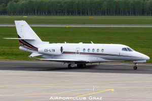 NetJets Cessna Citation Latitude CS-LTB