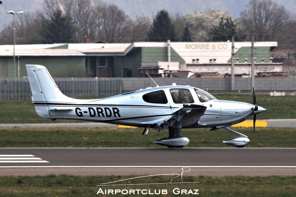 Cirrus SR22T-GTS G5 G-DRDR