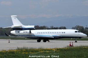 Bank of Utah Trustee Dassault Falcon 8X N57SN