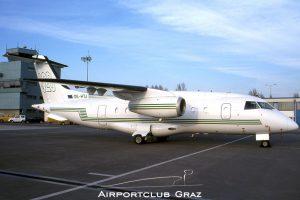 Tyrolean Jet Service Dornier Do-328-300 Jet OE-HTJ