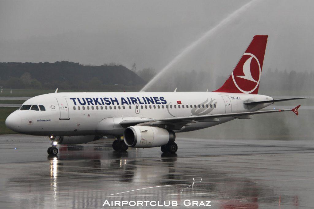 Erstflug vom neuen Istanbul Airport nach Graz