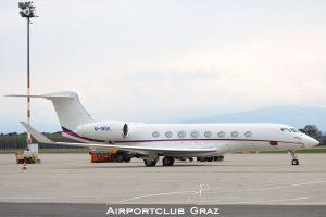 VIP Jet Gulftstream G650 M-INSK