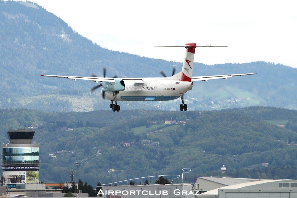 Austrian Airlines Q400 OE-LGI