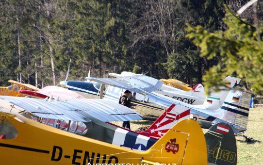 Foto- und Videopräsentation vom Rostock Fly-In