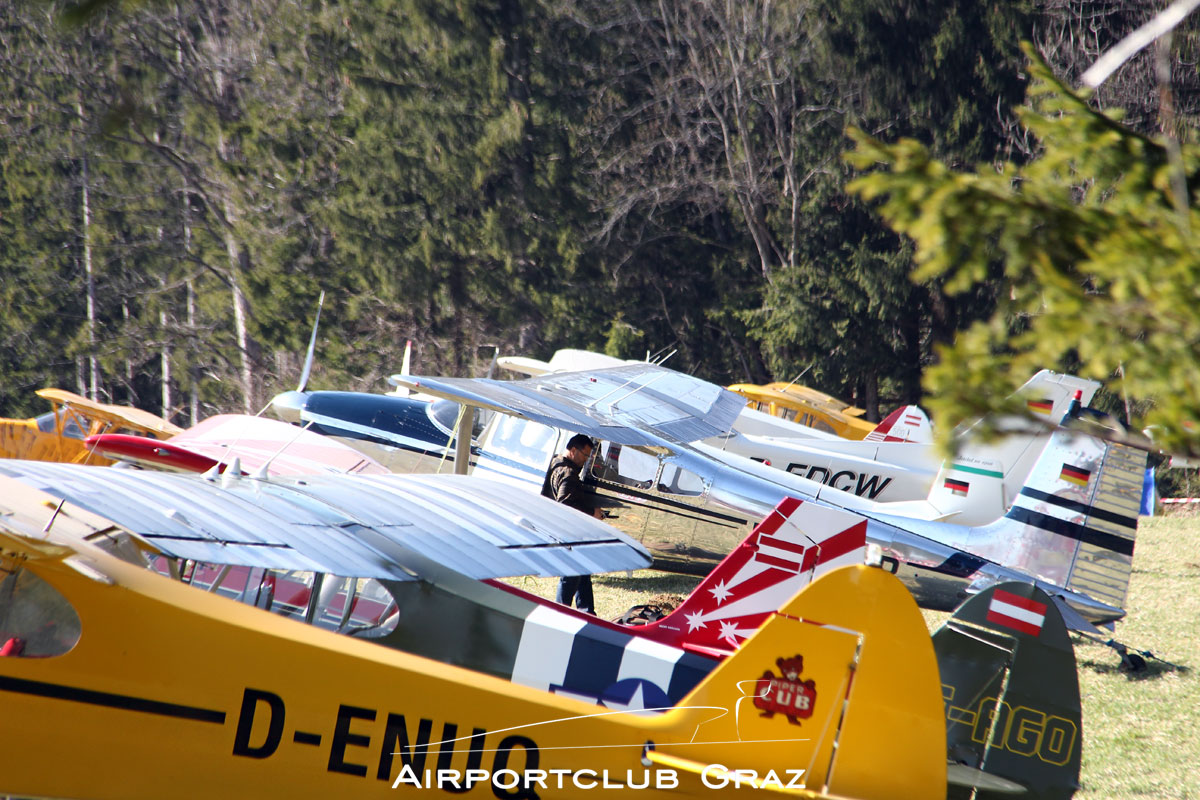 Rostock Fly-In 2019