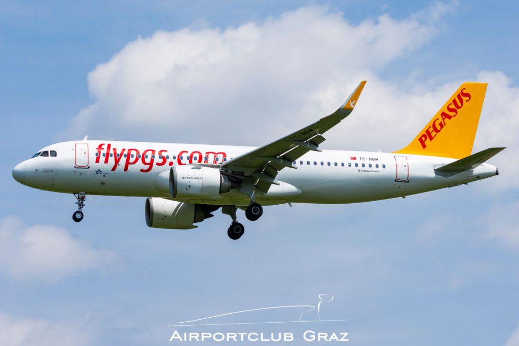 Pegasus Airlines Airbus A320-251N TC-NBM