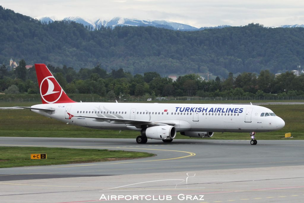 Turkish Airlines Airbus A321-231 TC-JMI