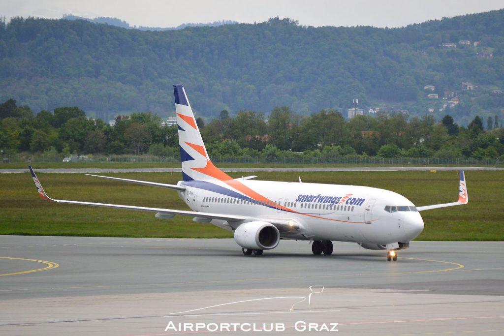 Smartwings Boeing 737-82R OK-TSR