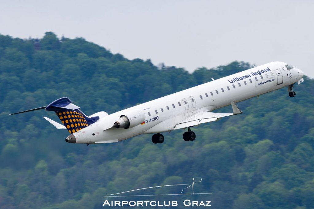 Lufthansa Cityline CRJ-900 D-ACNO