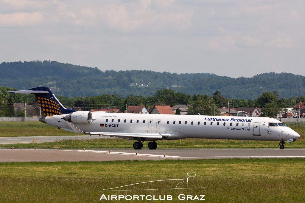Lufthansa Cityline CRJ-900 D-ACNT