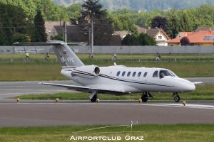 Verein Helibiz Cessna 525A CitationJet 2 HB-VPC