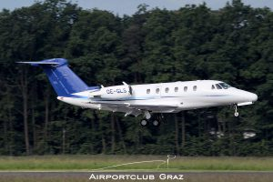 Tyrolean Jet Services Cessna 650 Citation VII OE-GLS