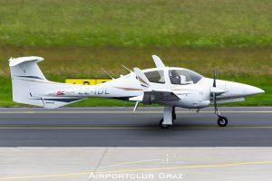 Aviodelta DA42 Twin Star LZ-IDL