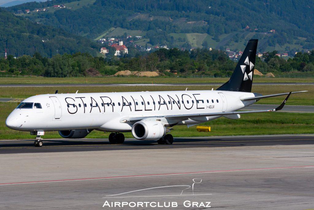Air Dolomiti Embraer 195 I-ADJV