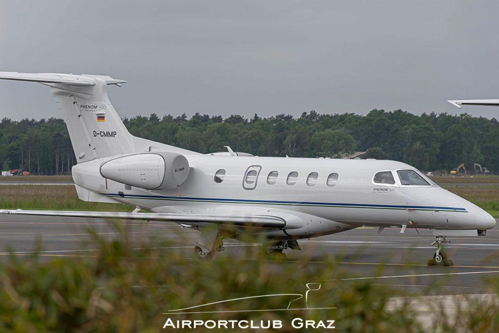 Luxaviation Embraer 505 Phenom 300 D-CMMP
