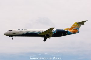 Trade Air Fokker 100 9A-BTD