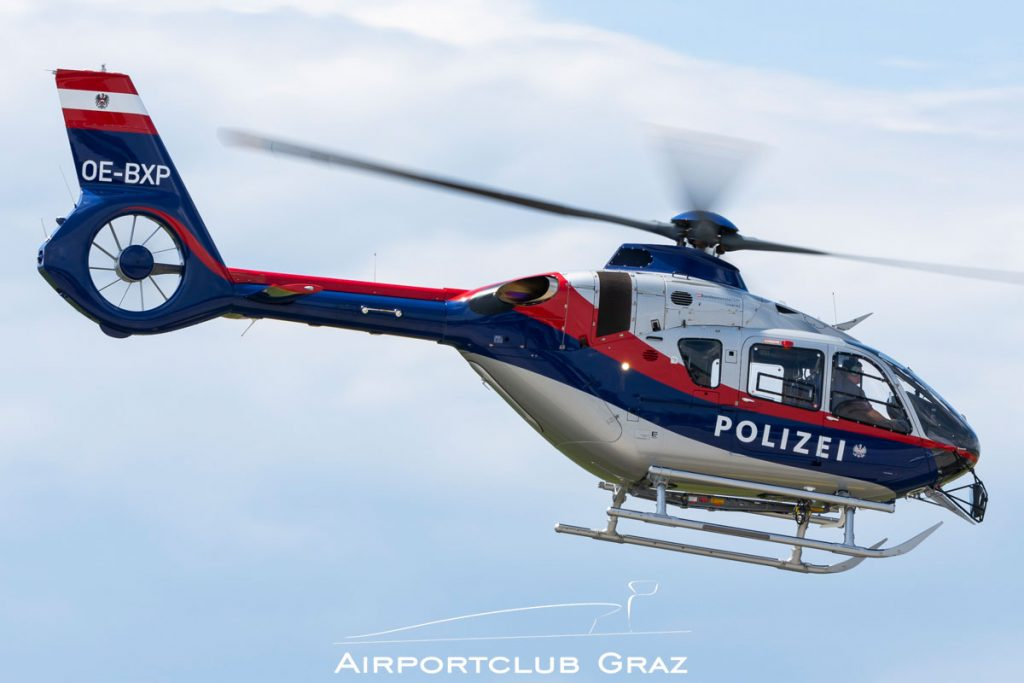 Flugpolizei Airbus Helicopters H135 OE-BXP