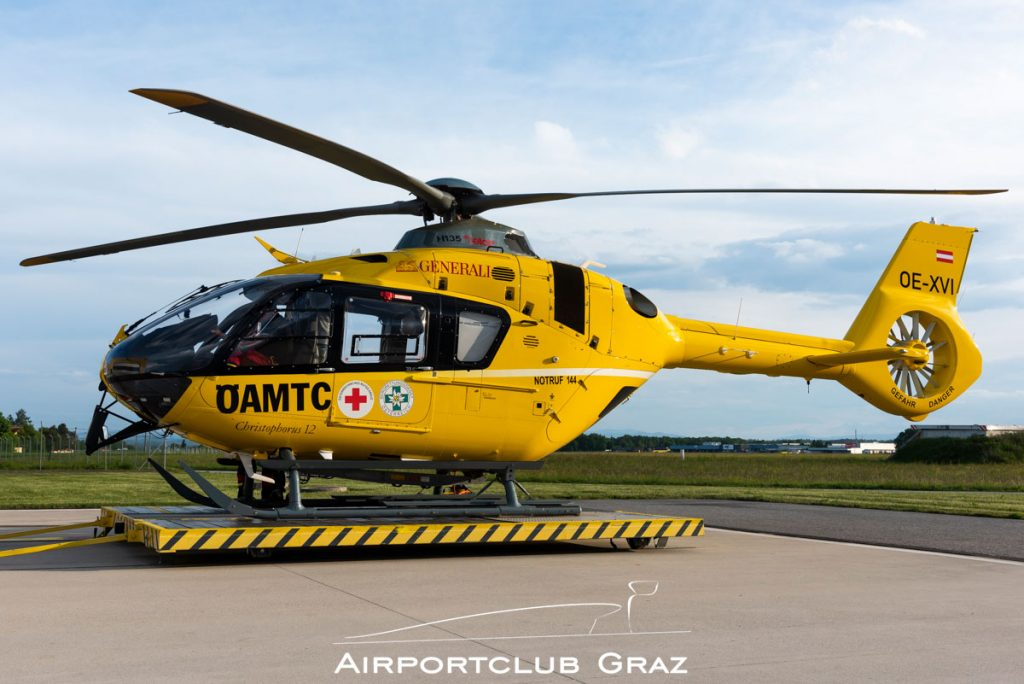 ÖAMTC Airbus Helicopters H135 T3 OE-XVI
