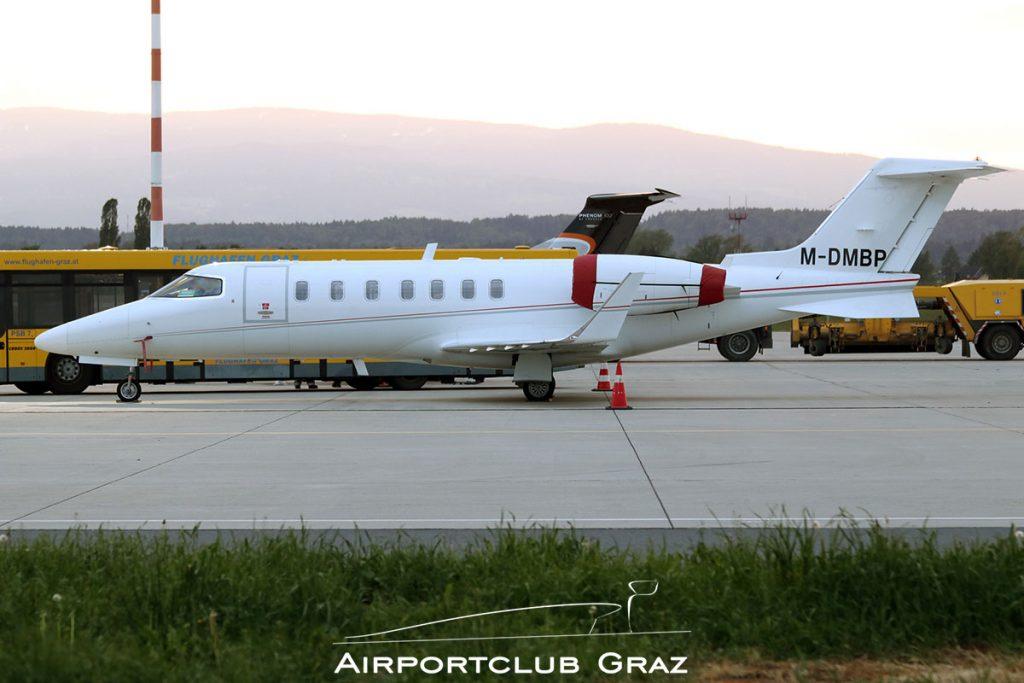 Ven Air Learjet 40 M-DMBP