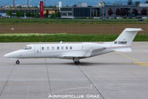 Ven Air Learjet 40 M-DMBP
