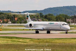 Bulgarian Air Charter McDonnell Douglas MD-82 LZ-LDJ