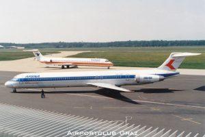 Finnair McDonnell Douglas MD-83 OH-LMU