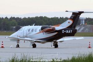 Arcus-Air Embraer 500 Phenom 100 D-IAAY