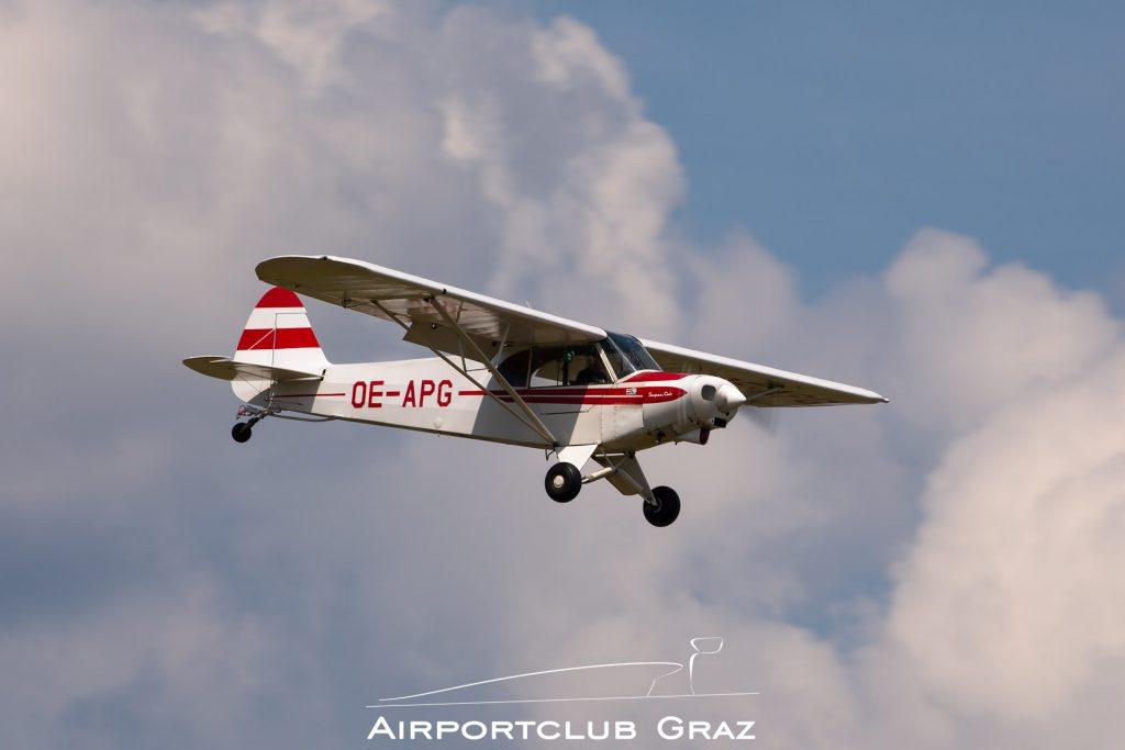 Piper PA-18-150 Super Cub OE-APG
