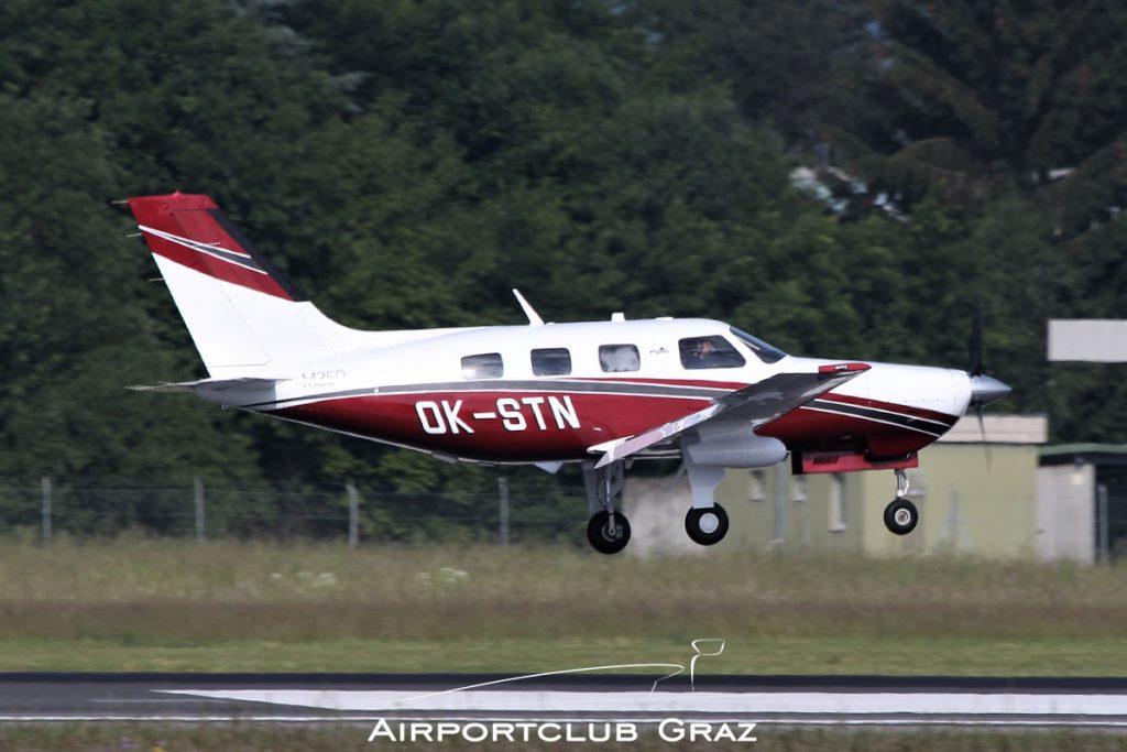 Piper PA-46-350P Malibu Mirage OK-STN
