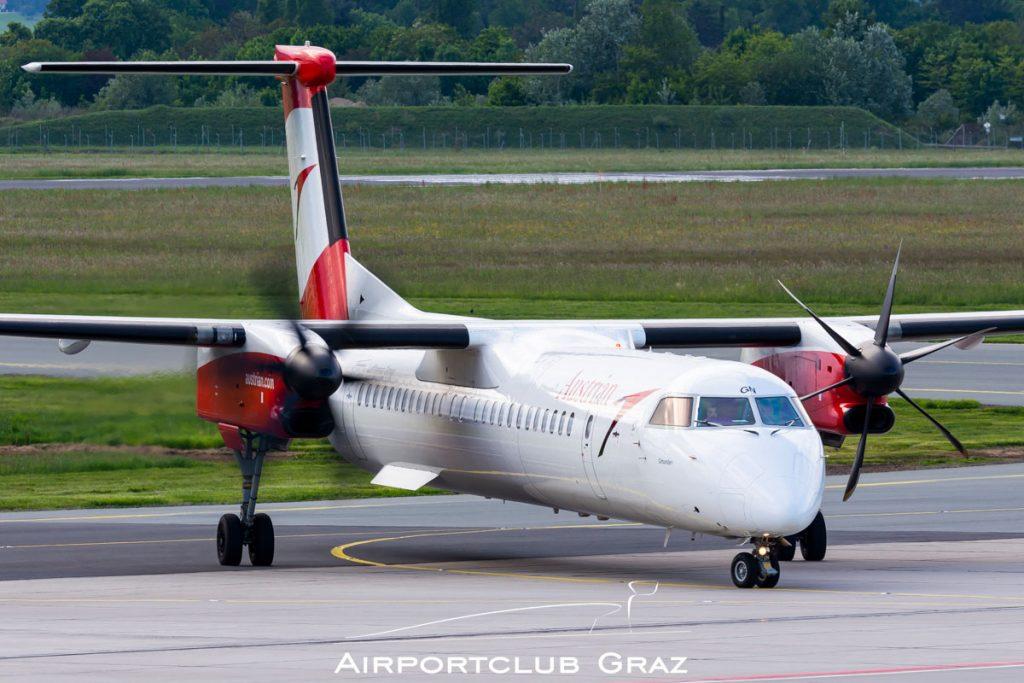 Austrian Airlines Q400 OE-LGN