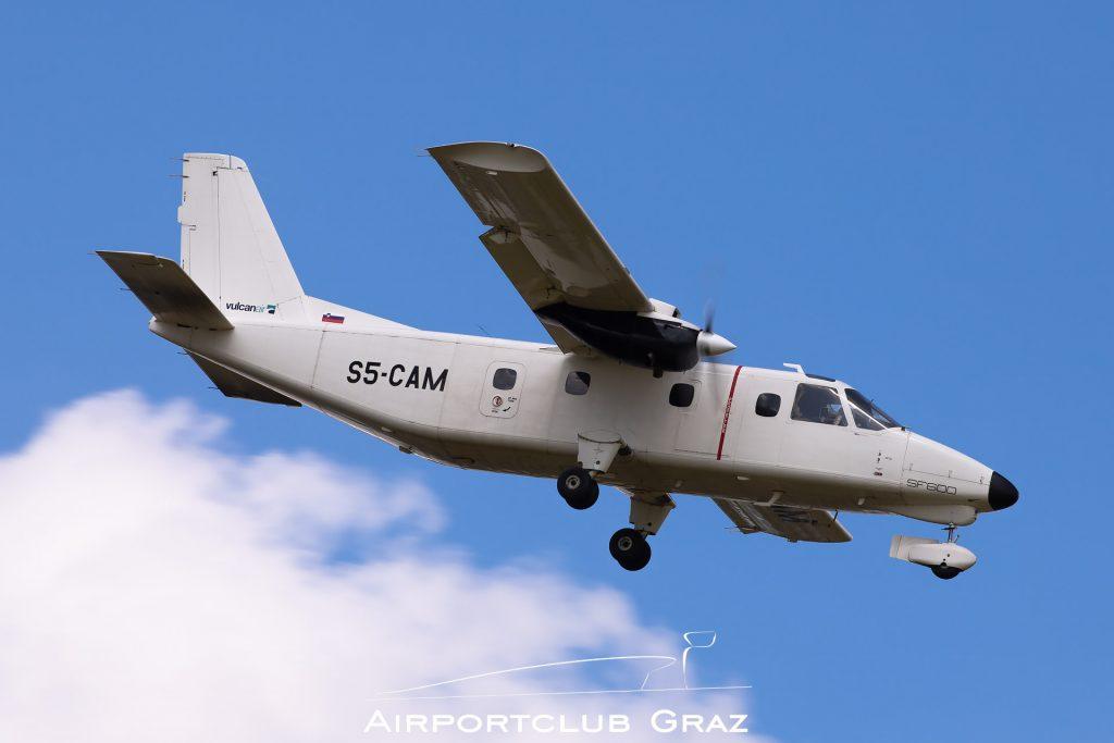 SIAI Marchetti SF-600 Canguro S5-CAM