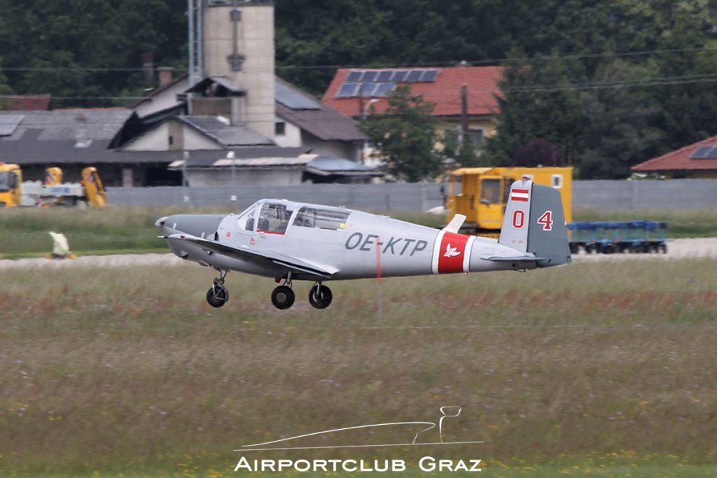 Saab 91D Safir OE-KPT