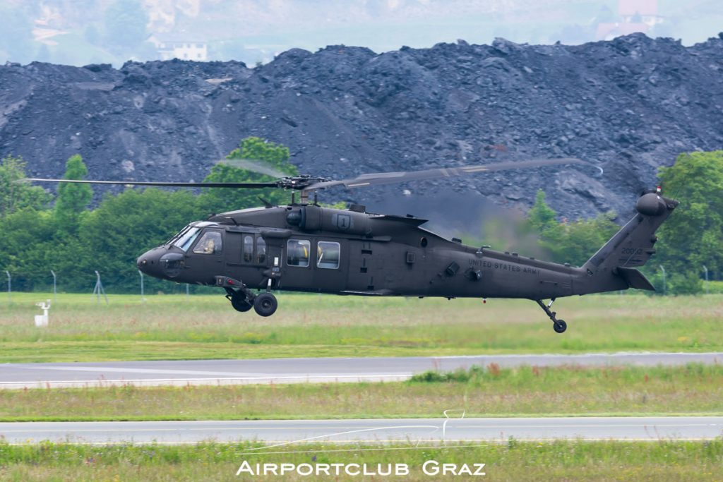 United States - US Army Sikorsky UH-60M Black Hawk 07-20092