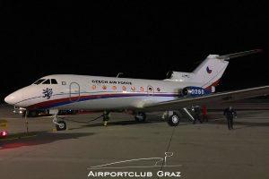 Czech Republic - Air Force Yakovlev Yak-40 0260