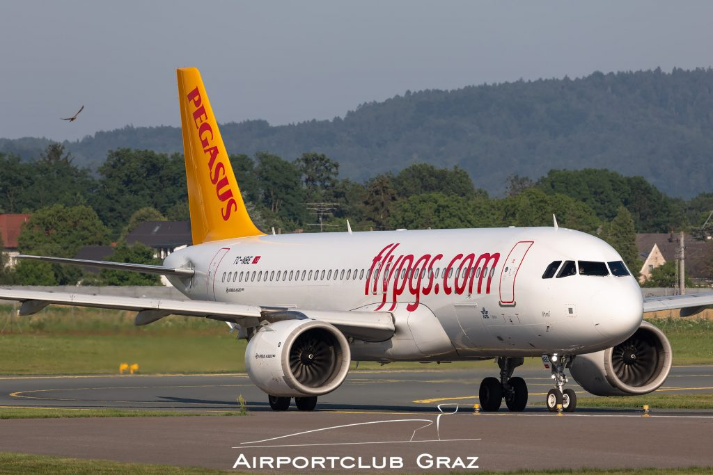 Pegasus Airlines Airbus A320-251N TC-NBE