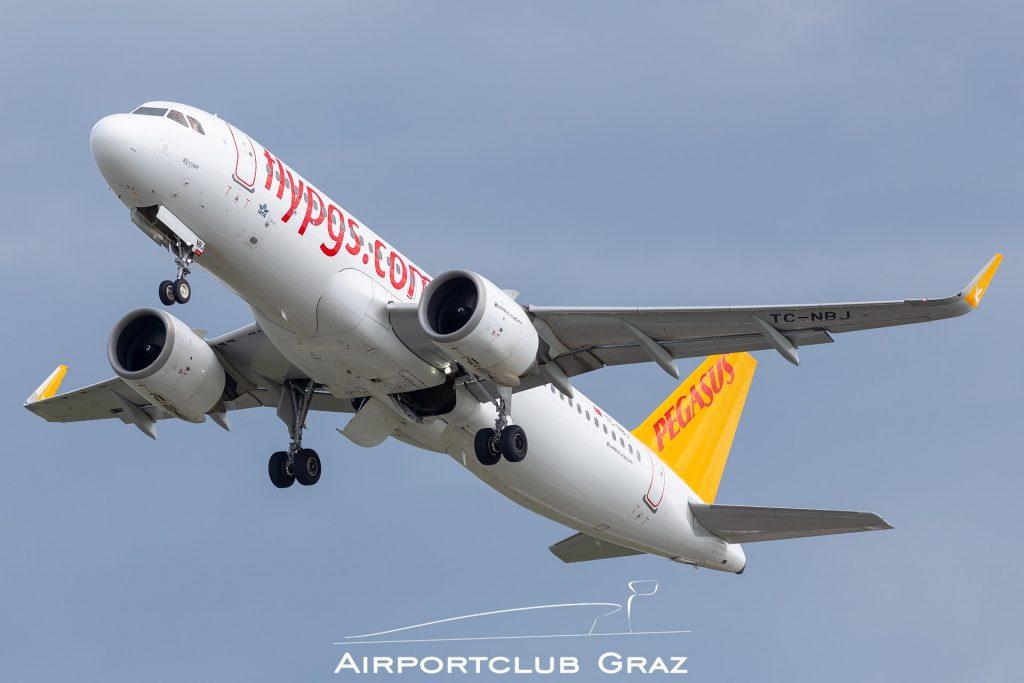 Pegasus Airlines Airbus A320-251N TC-NBJ