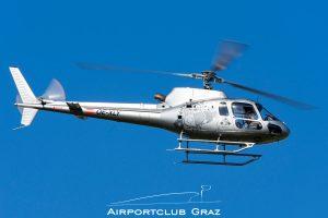 Lycoair AS350 B2 OE-XLY