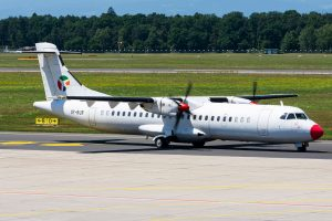 Danish Air Transport ATR 72-201 OY-RUR