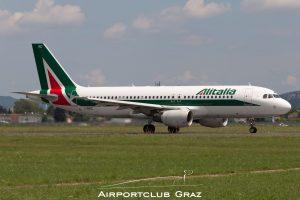 Alitalia Airbus A320-214 I-BIKC
