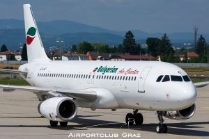 Bulgarian Air Charter Airbus A320-231 LZ-LAC