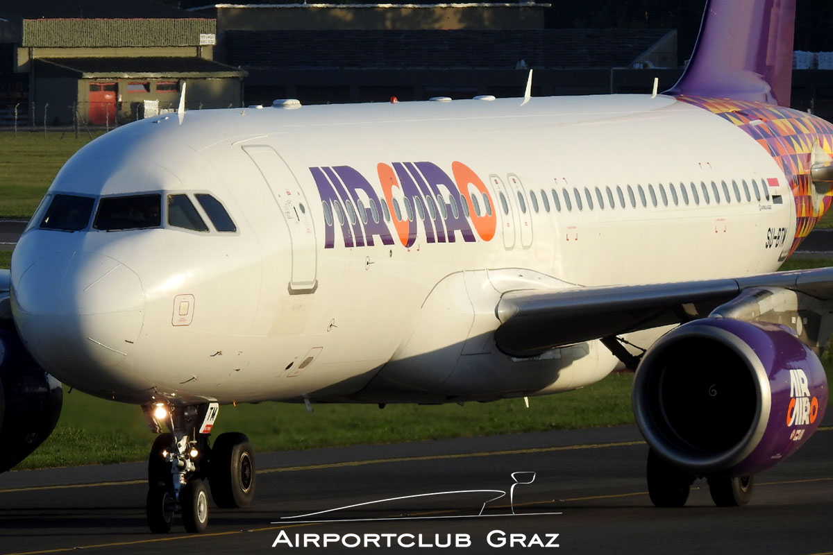 Air Cairo Airbus A320-214 SU-BTM