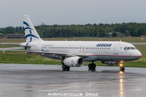 Aegean Airlines Airbus A320-232 SX-DGD