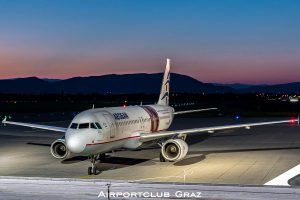 Aegean Airlines Airbus A320-232 SX-DVU
