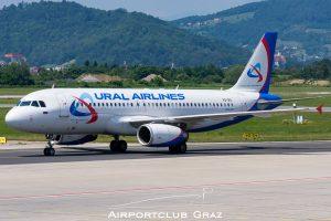 Ural Airlines Airbus A320-232 VQ-BGI