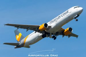 Thomas Cook Airlines Scandinavia Airbus A321-211 OY-VKC